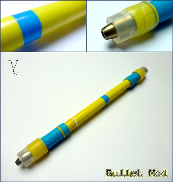 bullet mod